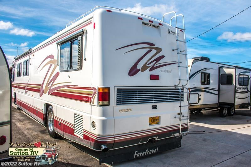 2000 Foretravel Rv U320 For Sale In Eugene Or 97402
