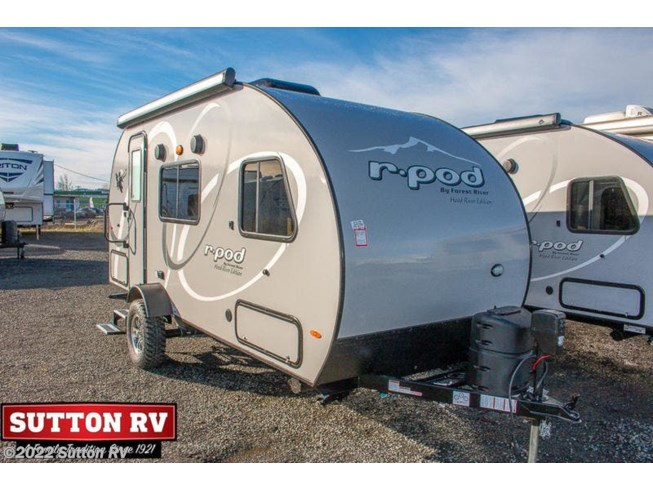 2019 Forest River R-Pod Ultra Lite RP-180 RV for Sale in ...