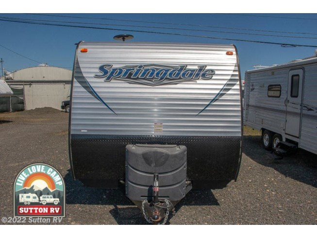 Used 2016 Keystone Springdale 260TBWE available in Eugene, Oregon