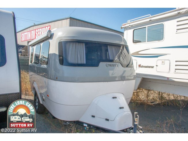 Used 2019 Airstream Nest by Airstream™ 16U Dinette available in Eugene, Oregon