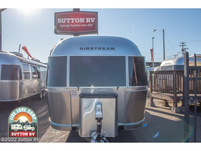 New 2020 Airstream Caravel 22FB available in Eugene, Oregon