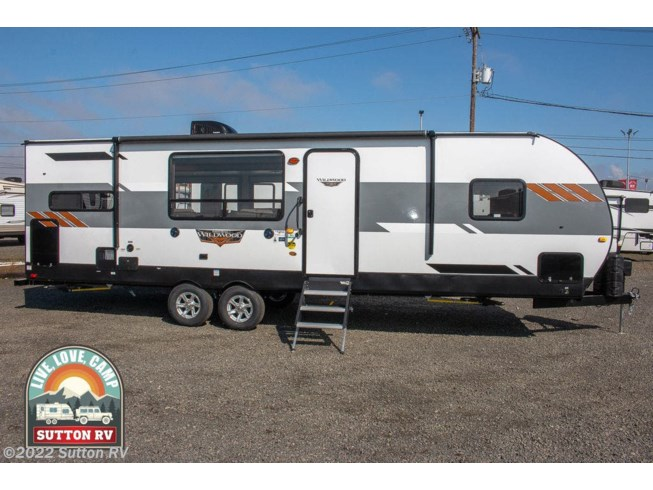 New 2020 Forest River Wildwood West T27RKSS available in Eugene, Oregon