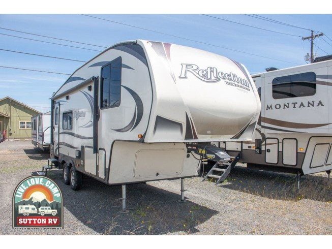 Used 2018 Grand Design Reflection 150 Series Fifth-Wheel 220RK available in Eugene, Oregon