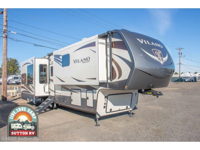 Used 2019 Vanleigh Vilano 370 GB available in Eugene, Oregon
