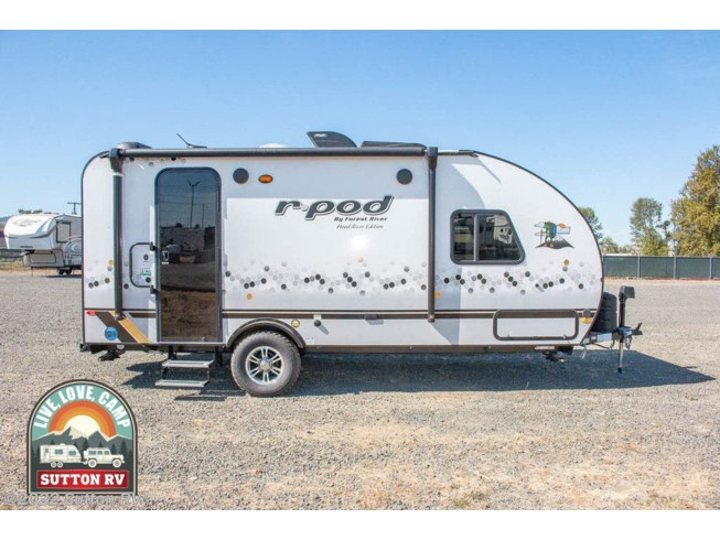 New 2021 Forest River R-Pod RP-195 available in Eugene, Oregon