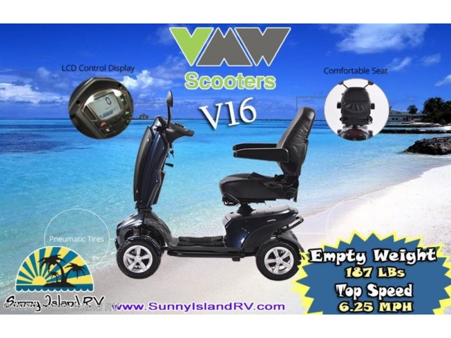 New 2018 Miscellaneous Vita Mobility Werks V16 available in Rockford, Illinois