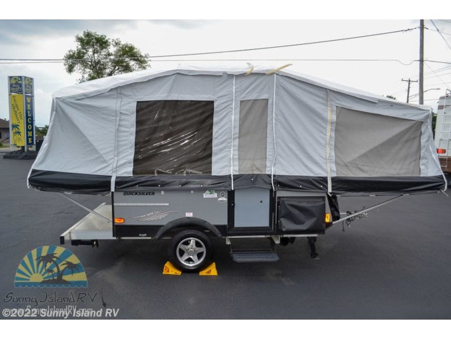 2018 Livin' Lite 8.1 - Used Popup For Sale by Sunny Island RV in Rockford, Illinois