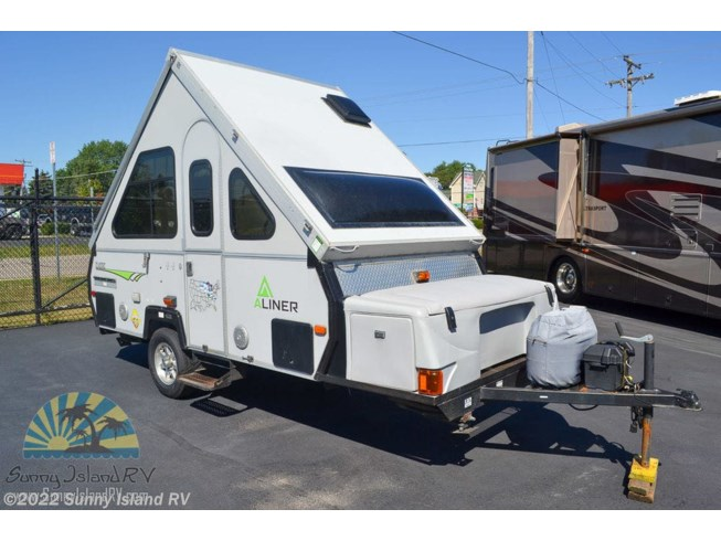 2014 Aliner Box - Used Popup For Sale by Sunny Island RV in Rockford, Illinois