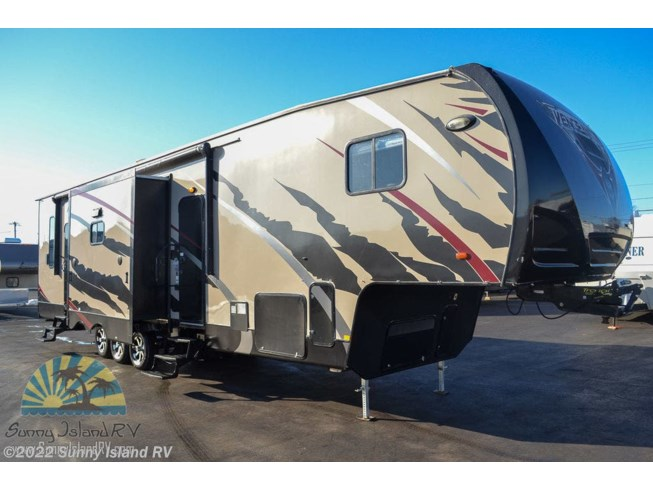 Used 2013 Forest River 396V available in Rockford, Illinois