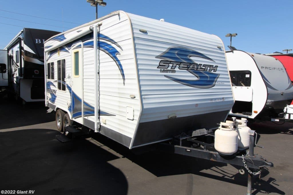 2010 Forest River stealth
