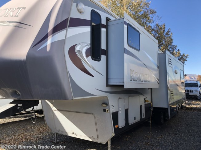 2012 Thor Komfort 3130 - Used Fifth Wheel For Sale by Rimrock Trade Center in Grand Junction, Colorado