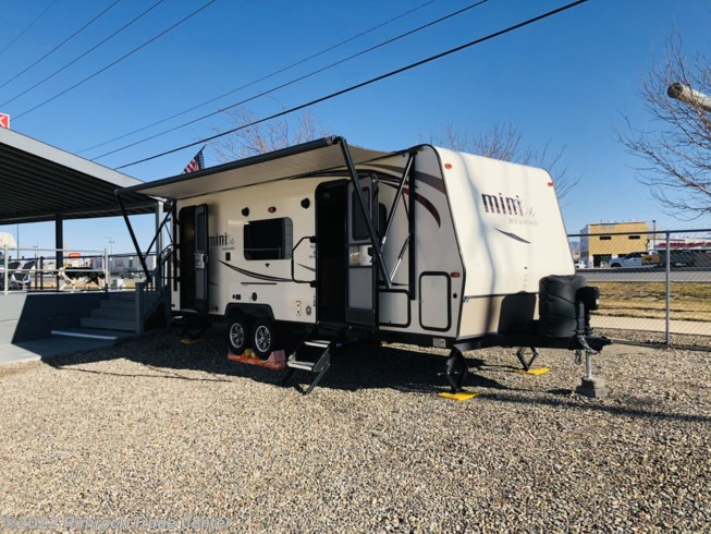 Used 2017 Forest River Rockwood Mini Lite 2503S available in Grand Junction, Colorado