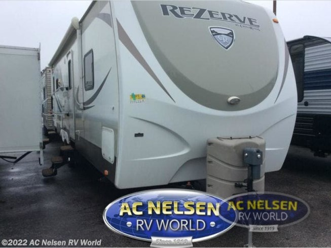 Used 2015 CrossRoads Rezerve RTZ29RL available in Omaha, Nebraska