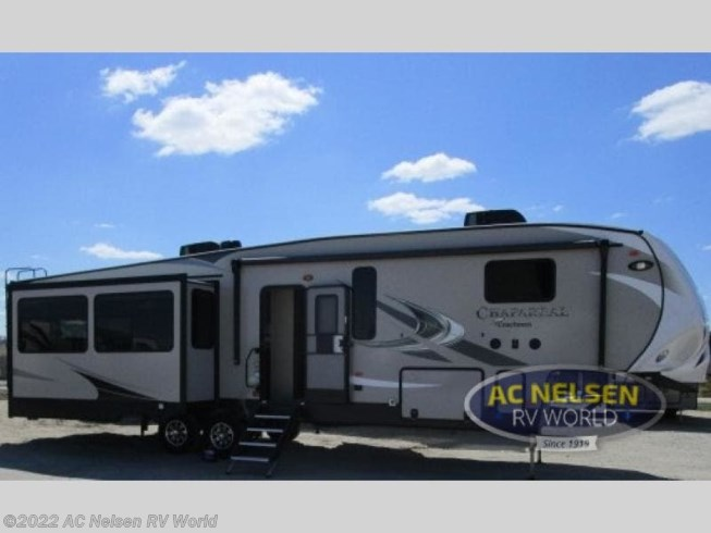 New 2020 Coachmen Chaparral 360IBL available in Omaha, Nebraska