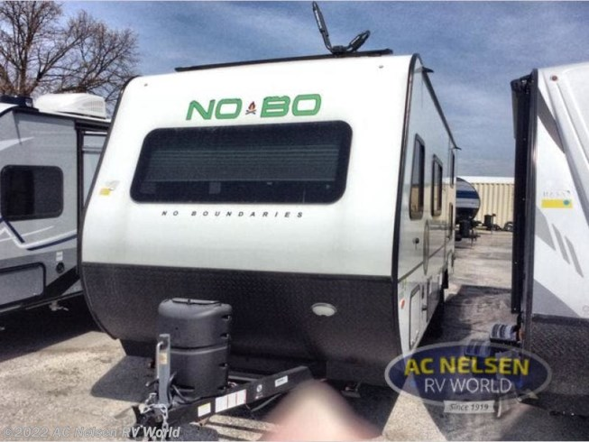 2019 No Boundaries NB19.7 by Forest River from AC Nelsen RV World in Omaha, Nebraska