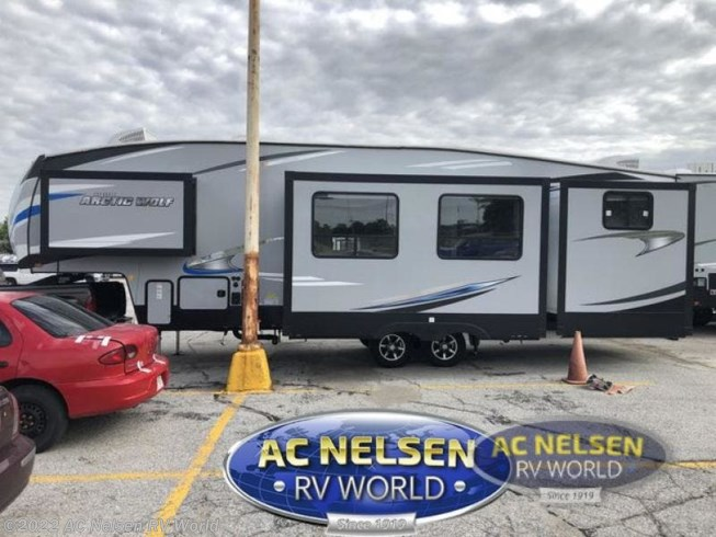 New 2020 Forest River Cherokee Arctic Wolf 315TBH8 available in Omaha, Nebraska