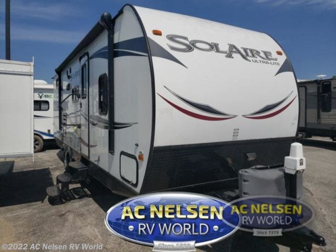 Used 2013 Palomino Solaire 26 RBSS Sevens available in Omaha, Nebraska