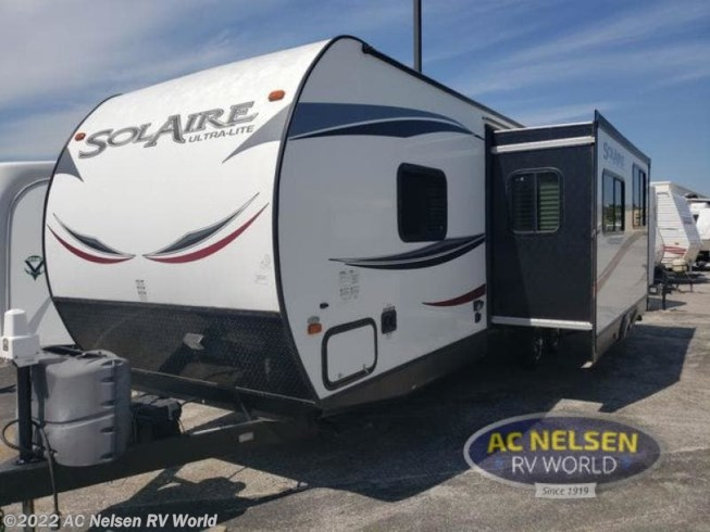 2013 Solaire 26 RBSS Sevens by Palomino from AC Nelsen RV World in Omaha, Nebraska