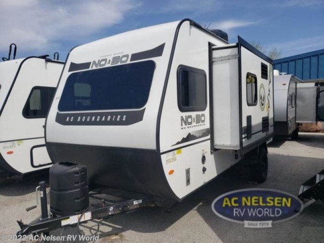 2020 No Boundaries NB16.2 by Forest River from AC Nelsen RV World in Omaha, Nebraska
