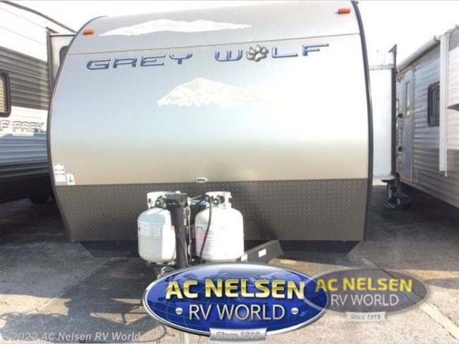 Used 2014 Forest River Cherokee Grey Wolf 26DBH available in Omaha, Nebraska