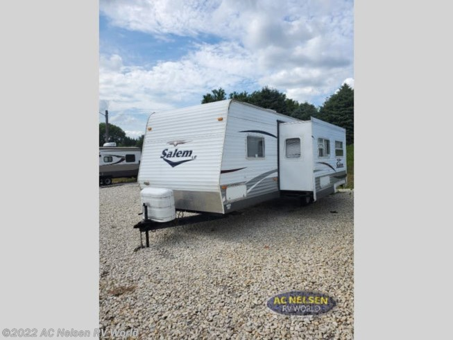Used 2008 Forest River Salem 30QBSSLE available in Omaha, Nebraska