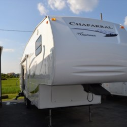 Used 2008 Coachmen Chaparral 277DS For Sale by Delmarva RV Center in Smyrna available in Smyrna, Delaware
