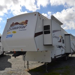 2006 Coachmen Somerset 370RLS  - Fifth Wheel Used  in Seaford DE For Sale by Delmarva RV Center in Seaford call 302-212-4392 today for more info.
