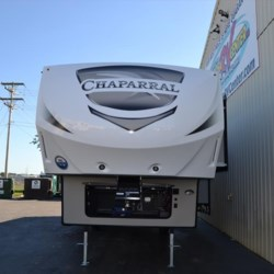 2018 Coachmen Chaparral Lite 29BHS  - Fifth Wheel New  in Milford DE For Sale by Delmarva RV Center call 800-843-0003 today for more info.