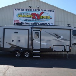 New 2018 Coachmen Chaparral Lite 29BHS For Sale by Delmarva RV Center available in Milford, Delaware