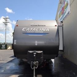 2019 Coachmen Catalina 333RETS  - Travel Trailer New  in Milford DE For Sale by Delmarva RV Center call 800-843-0003 today for more info.