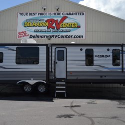 New 2019 Coachmen Catalina 333RETS For Sale by Delmarva RV Center available in Milford, Delaware