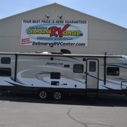 Used 2017 Dutchmen Aerolite 292DBHS For Sale by Delmarva RV Center available in Milford, Delaware