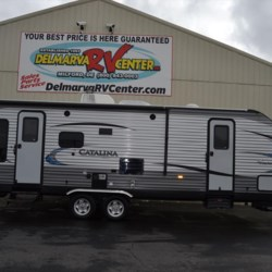 New 2018 Coachmen Catalina SBX 251RLS For Sale by Delmarva RV Center available in Milford, Delaware
