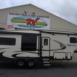 New 2018 Grand Design Reflection 303RLS For Sale by Delmarva RV Center available in Milford, Delaware
