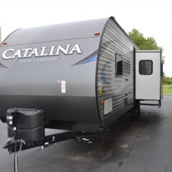 Delmarva RV Center 2018 Catalina 283RKS  Travel Trailer by Coachmen | Milford, Delaware