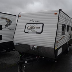 2017 Coachmen Clipper 17FB  - Travel Trailer New  in Milford DE For Sale by Delmarva RV Center call 800-843-0003 today for more info.