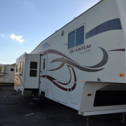 2007 Fleetwood Terry 355RLQS  - Fifth Wheel Used  in Milford DE For Sale by Delmarva RV Center call 800-843-0003 today for more info.