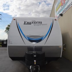 2019 Coachmen Freedom Express Select 24SE  - Travel Trailer New  in Milford DE For Sale by Delmarva RV Center call 800-843-0003 today for more info.