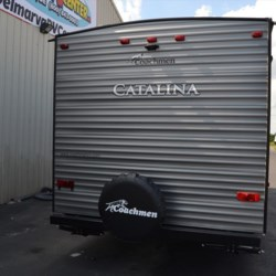 2017 Coachmen Catalina SBX 231RB  - Travel Trailer New  in Milford DE For Sale by Delmarva RV Center call 800-843-0003 today for more info.