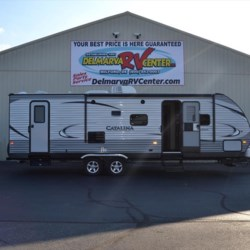 New 2018 Coachmen Catalina SBX 281DDS For Sale by Delmarva RV Center available in Milford, Delaware