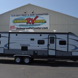New 2018 Coachmen Catalina SBX 291QBCK For Sale by Delmarva RV Center available in Milford, Delaware