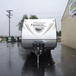 2018 Coachmen Freedom Express 29SE  - Travel Trailer New  in Seaford DE For Sale by Delmarva RV Center in Seaford call 302-629-3606 today for more info.