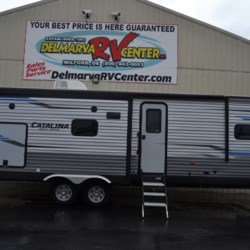New 2019 Coachmen Catalina 293RLDS For Sale by Delmarva RV Center available in Milford, Delaware