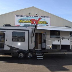 New 2019 Coachmen Chaparral 392MBL For Sale by Delmarva RV Center available in Milford, Delaware