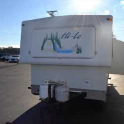 2005 Hi-Lo Gold 23  - Expandable Trailer Used  in Milford DE For Sale by Delmarva RV Center call 800-843-0003 today for more info.