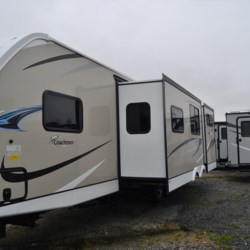 2018 Coachmen Freedom Express Liberty Edition 320BHDSLE  - Travel Trailer New  in Milford DE For Sale by Delmarva RV Center call 800-843-0003 today for more info.