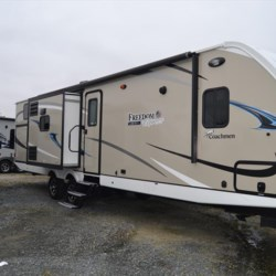 Delmarva RV Center 2019 Freedom Express Liberty Edition 320BHDSLE  Travel Trailer by Coachmen | Milford, Delaware