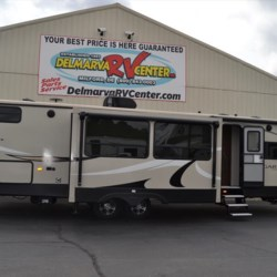 New 2019 Keystone Cougar XLite 34TSB For Sale by Delmarva RV Center in Seaford available in Seaford, Delaware