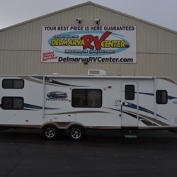 Used 2013 Coachmen Freedom Express 291 QBS For Sale by Delmarva RV Center in Smyrna available in Smyrna, Delaware