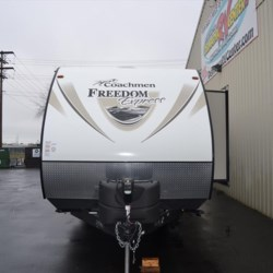2016 Coachmen Freedom Express LTZ 276 RKDS  - Travel Trailer Used  in Smyrna DE For Sale by Delmarva RV Center in Smyrna call 302-212-4414 today for more info.
